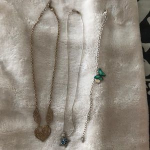 Necklace, Bracelet Bundle